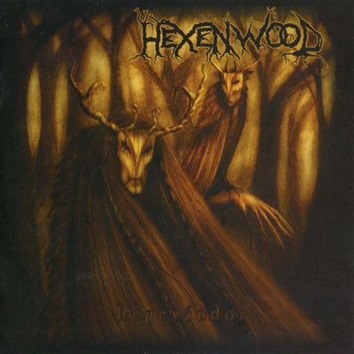 Hexenwood - Regevándor CD