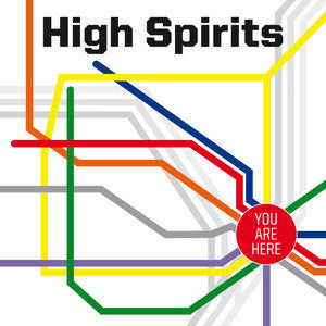 High Spirits - You are Here CD