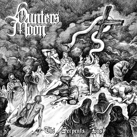 Hunters Moon - The Serpents Lust EP