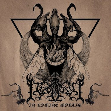 Idolatry - In Nomine Mortis CD