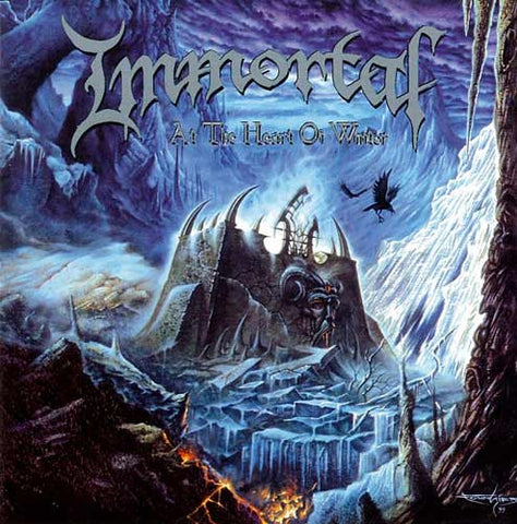 Immortal - At the Heart of Winter CD