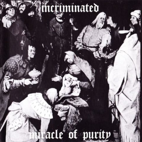 Incriminated - Miracle of Purity CD