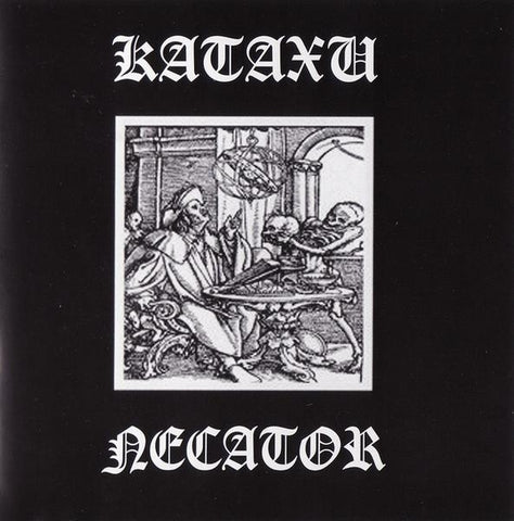 Kataxu/Necator - Split CD