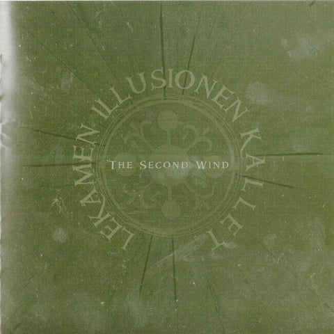 LIK - The Second Wind CD