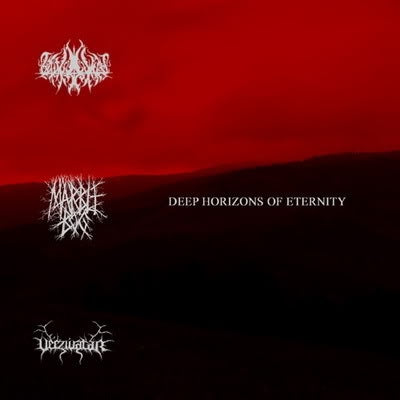 Lascowiec/Marblebog/Vérzivatar - Deep Horizons of Eternity Split CD