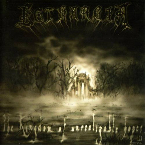 Lethargia - The Kingdom of Unrealizable Hopes CD