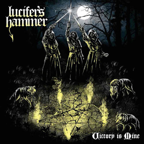 Lucifer's Hammer - Victory is Mine MCD