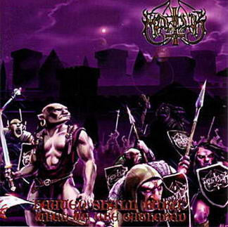 Marduk - Heaven Shall Burn ... When We Are Gathered CD