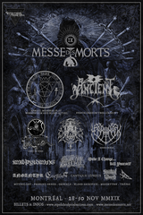 Messe des Morts IX - Psaume II (30 nov.) - PRESALES OVER, PLACES AT THE DOOR