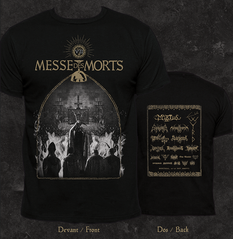 Messe des Morts VII Shirt