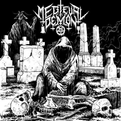 Medieval Demon - Medieval Necromancy CD