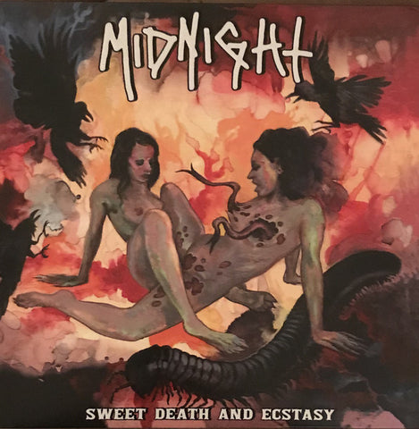 Midnight - Sweet Death and Ecstasy LP