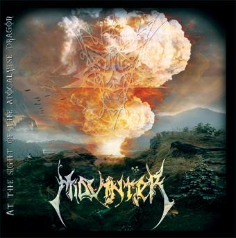 Midvinter - At the Sight of the Apocalypse Dragon CD