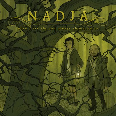 Nadja - When I See the Sun Always Shines on TV CD