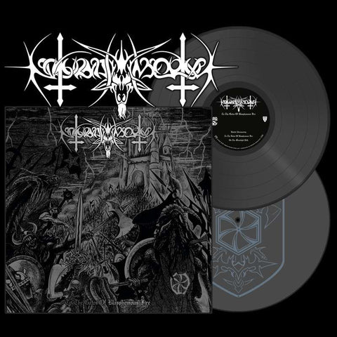 Nokturnal Mortum - To The Gates of Blasphemous Fire 2GLP