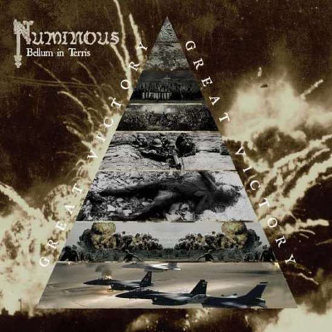 Numinous - Bellum in Terris CD