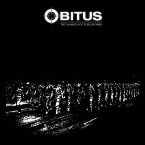 Obitus - The March of the Drones CD