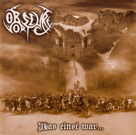 Obscure Vortex - Was einst war... CD