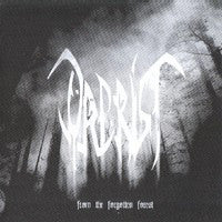 Orcrist - From the Forgotten Forest CD