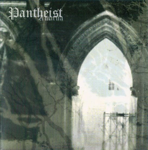 Pantheist - Amartia CD