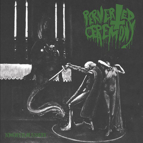 Perverted Ceremony / Witchcraft - Nighermancie / Black Candle Invoker Split CD