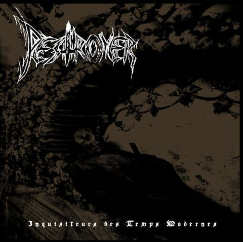 Pestroyer - Inquisiteurs des Temsp Modernes EP