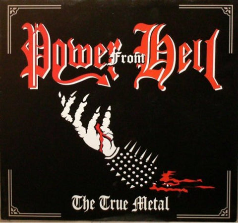 Power From Hell - The True Metal CD