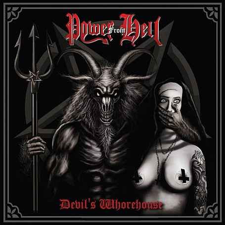 Power From Hell - Devil's Whorehouse CD
