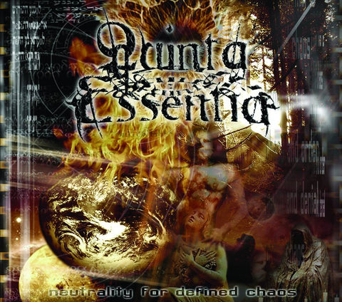Quinta Essentia - Neutrality for Defined Chaos Digi