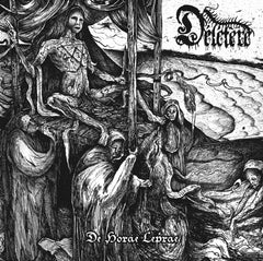 Délétère - De Horae Leprae Digipack (500 copies)