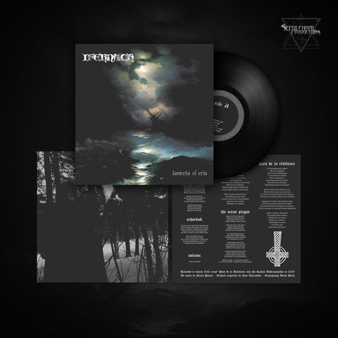 Ifernach - Laments of Ériu  LP (BLACK)