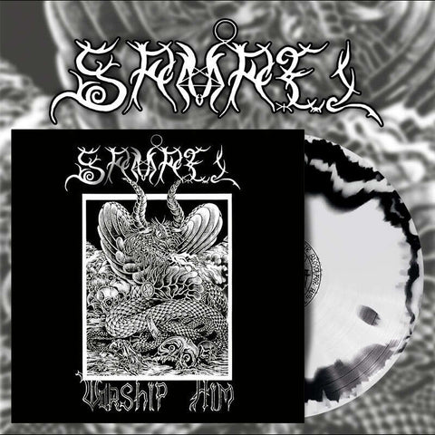 Samael - Worship Him LP