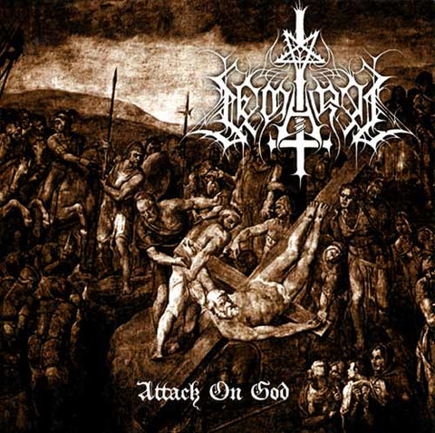 Semargl - Attack on God CD