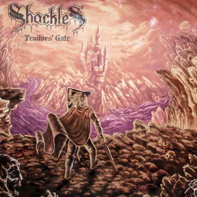 Shackles - Traitor's Gate CD