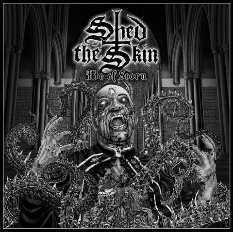 Shed the Skin- We of Scorn CD