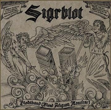 Sigrblot - Blodsband (Blood Religion Manifest) CD