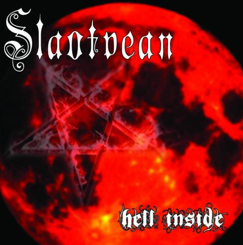 Slaotvean - Hell Inside CD