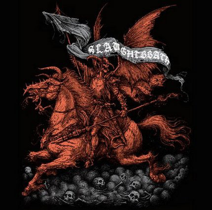 Slaughtbbath - Contempt, War and Damnation CD