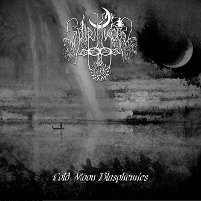 Spiritwood - Cold Moon Blasphemies CD