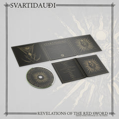 Svartidaudi - Revelations of the Red Sword Digi