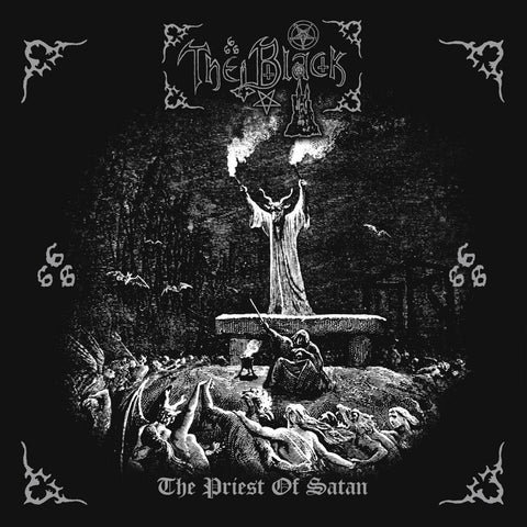 The Black - The Priest of Satan CD