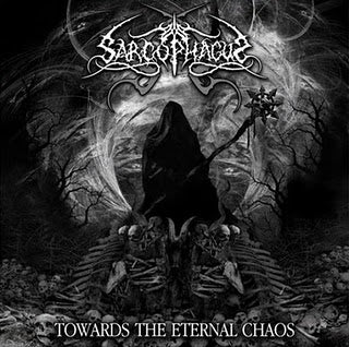 The Sarcophagus - Towards the Eternal Chaos CD