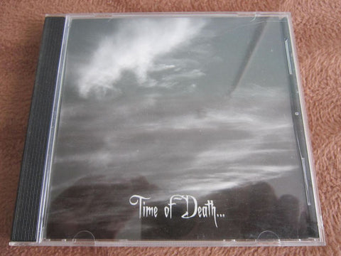 Time of Death - The Last Breath of the Dying CD