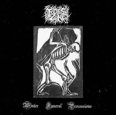 Todeszone - Winter Funeral Processions CD