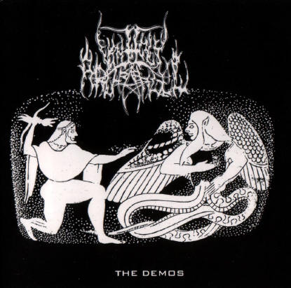 Unholy Archangel - The Demos CD