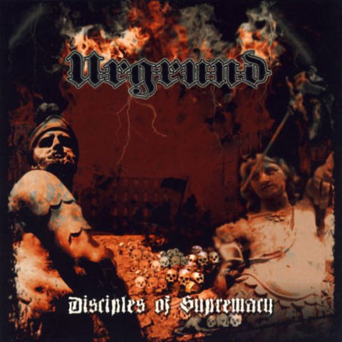 Urgrund - Disciples of Supremacy CD