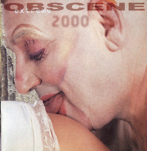 V/A - Obscene Extreme 2000 compilation CD