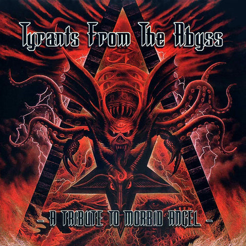 V/A - Tyrants From The Abyss - A Tribute To Morbid Angel Compilation CD
