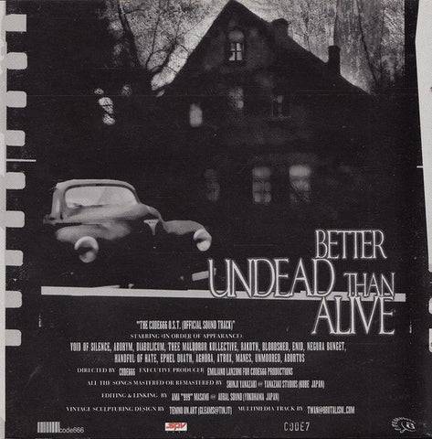 V/A - Better Undead than Alive compilation DCD