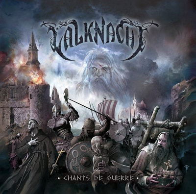 Valknacht - Chants de guerre CD